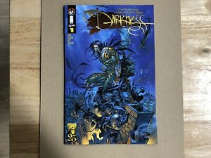 DARKNESS # 1 (2020) — 25TH ANNIVERSARY EDITION IMAGE TOP COW — NM