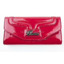 OROTON Catch-Slim Clutch Wallet Leather Lantern (Red) New with Tags Box