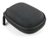 Small Black EVA Hard Pocket Case for Seiko Watches w/ Extra Internal Storage