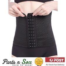 Postpartum Postnatal Abdominal Support Belly Belt After Pregnancy Black Wrap