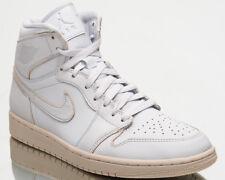 baa7b7320659 Nike Air Jordan 1 Retro High Premium Pure Platinum Sand Aa3993 030 Mens 10.5