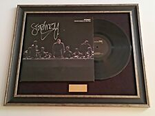 PERSONALLY SIGNED/AUTOGRAPHED STORMZY - GANG SIGNS & PRAYER FRAMED LP