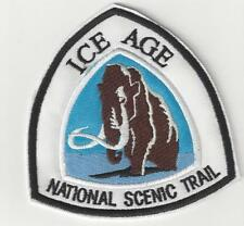 Ice Age National Scenic Trail Souvenir Patch