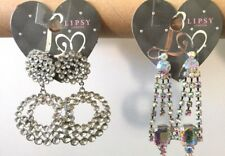 & Tag U Get 2 Lipsy London Formal Casual Style Earrings Post