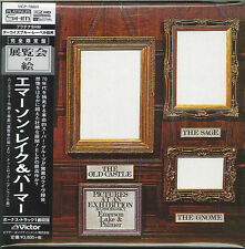 EMERSON LAKE & PALMER Pictures At An Exhibition 2xSHM JAPAN SEALED VICP-78003
