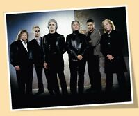 THREE DOG NIGHT 3 PRINT POSTER SIZE POP ROCK MUSIC COLOR