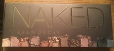 AUTHENTIC Urban Decay Naked 1 Eye Shadow Palette BRAND NEW IN BOX