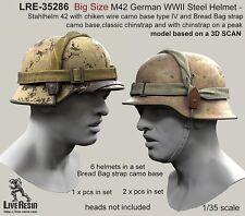Live Resin 35286 1/35 WWII German M42 Helmet (8)