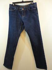 Lands' End Women's Jeans-Size 10-Dark Wash-Cotton/Polyester Blend-EUC!