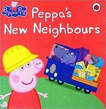 Peppa's New Neighbours (Peppa Pig) Ladybird NEW (Paperback) Children's Book