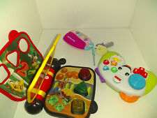 Mickey Mouse Clubhouse Baby Toy Book Mixed Lot 3 Fisher Price Keys