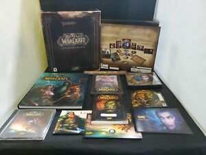 World of Warcraft 2004 Vanilla Collector's Edition WoW 2004