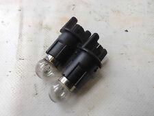 Mazda MX5 MK1 Eunos Rear Number Plate Light Bulb Holder Sockets(pair)