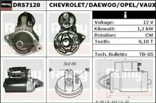 Delco Remy DRS7120 Starter