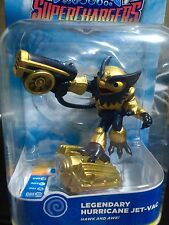 SKYLANDERS SUPERCHARGERS RARE LEGENDARY HURRICANE JET-VAC Imaginators ps4,xbox