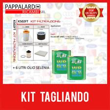 OLIO FIAT DUCATO II 2.3 JTD 81KW 110CV DAL 2004 KIT TAGLIANDO FILTRI /> 2006