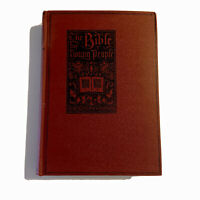 """""""The Bible For Young People""""  From KJV  *1902* 1st Edition"""