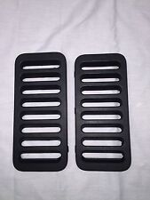 2004 Land Rover Discovery OEM Set of 2 Black Rear Cargo Vent Trim Covers