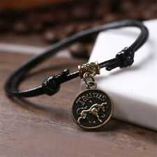12 Constellation Anklet Ankle Bracelet Barefoot Sandal Beach Foot Chain Jewelry Cancer