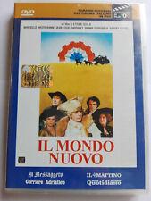 IL MONDO NUOVO DVD SIGILLATO Ettore Scola Mastroianni Harvey Keytel