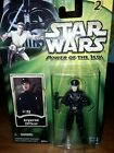 STAR WARS POWER OF THE JEDI CARDED IMPERIAL OFFICER
