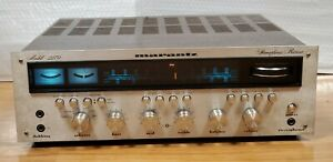 MARANTZ 2270 Vintage Stereo Receiver. Tested and working. Read discription