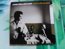 2 TRACK CD JOHN MELLENCAMP - YOUR LIFE IS NOW - COLUMBIA EUROPE 1998 EX