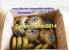 Ruota Anteriore Per  Monopattino Elettrico  100 120 Watt Nuova