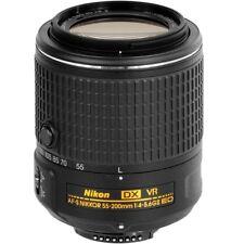 Nikon AF-S DX NIKKOR 55-200mm f/4-5.6G ED VR II Objektiv VR2 NEW!