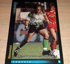 CARD GOLD 1993 VENEZIA SIMONINI CALCIO FOOTBALL SOCCER ALBUM