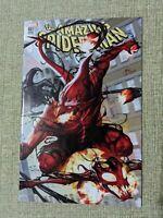Amazing Spider-man #801, NM- 9.2, Lee InHyuk Connecting Comic Xposure