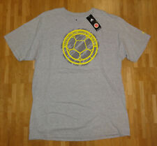 Neu adidas Kolumbien T-Shirt Größe L Colombia James Rodriguez size L new!!!