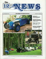 The 12 Port News Inliners International JULY / AUG 2011 Vol.31 Issue 4 Magazine