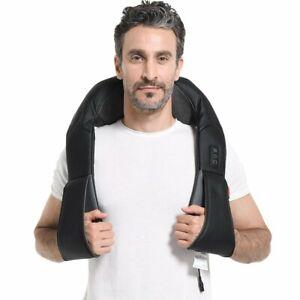 Kragen Manual Massager Shiatsu Kneading Massage Belt for Whole Body with Heating
