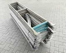 Doppelgeländer Alu Geländer 2,57m Layher/Assco/Alfix gebraucht Gerüst Baugerüst