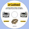 Lockheed Brake Caliper Catalogue With Identification Section 1993/4