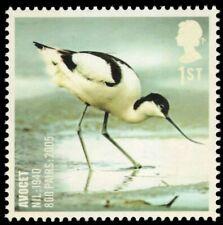 "GREAT BRITAIN 2503 - Pied Avocet ""Recurvirostra avosetta"" (pa57467)"