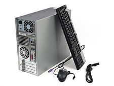 HP dc 5750 Tower, Dual Core; Windows 7 Pro; Office Pro, 160gb Hdd; 4gb Ram