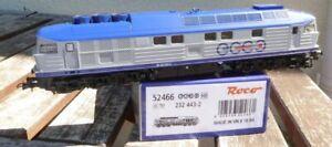 Roco 52466 Diesel Locomotive Br 232 443-2 Ecco Rail-Polen Epoch 5/6, Dss Plux16