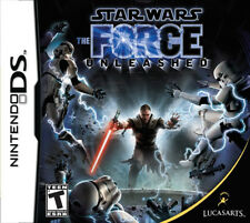 Star Wars: The Force Unleashed NDS New Nintendo DS