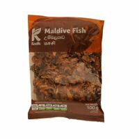 Pure 100% sun dried Maldive tuna fish chip 100g/ 200g/ 500g FREE SHIPPING
