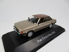 Ford Taunus Ghia (1981) 1/43 Voiture SALVAT Diecast Model Car AQV38
