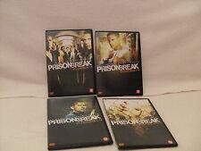 PRISON BREAK SEASON 3 ANGLAIS NÉERLANDAIS COFFRET DE 4 DVD(SEASON 3 UNIQUEMENT)