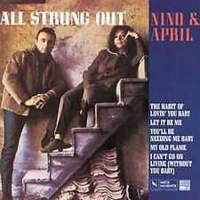 All Strung Out by Nino Tempo & April Stevens/Nino Tempo/April Stevens (CD, Aug-1