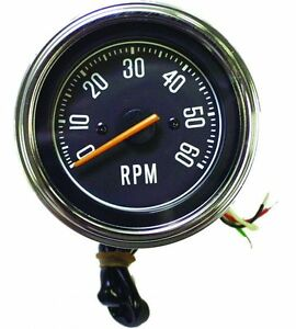 1976-1986 Jeep CJ5 CJ7 CJ8 Factory Replacement Tachometer Tach RPM Gauge