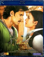 JODHAA AKBAR - BOLLYWOOD BLU RAY - FREE POST