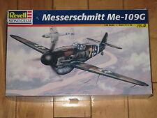 """Revell - Monogram 85-5225 """"Messerschmitt Me 109G """" 1/4""""(1/48) model kit"""