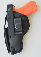 Black Gun Holster with Mag Pouch for SIG SAUER P220 & P226 Federal