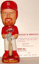 MARK McGWIRE St. Louis Cardinals 1999 SAM's Bobbing Head Bobblehead Doll 10,000