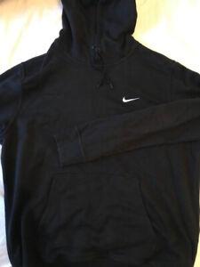Mens Black Nike XL hoodie